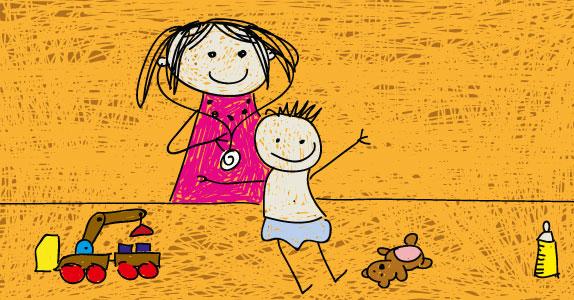 Naturheilkunde für Säuglinge und Kinder - Physiotherapie Annette Schwalbenhofer